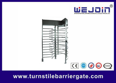 Professional security Access Control Turnstile Gate entry systems with CE , ISO