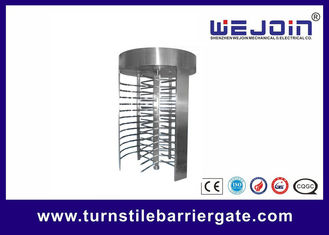 Çin RFID barrier gate Security Full height Turnstile for Subway , Metro Fabrika