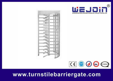 Çin Speed Gate Systems Controlled Access Turnstiles for Subway / Gateway Guard Fabrika