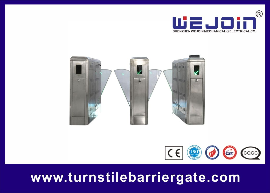110V/220V Stainless Steel Full - auto Access Control Flap Barrie Tedarikçi