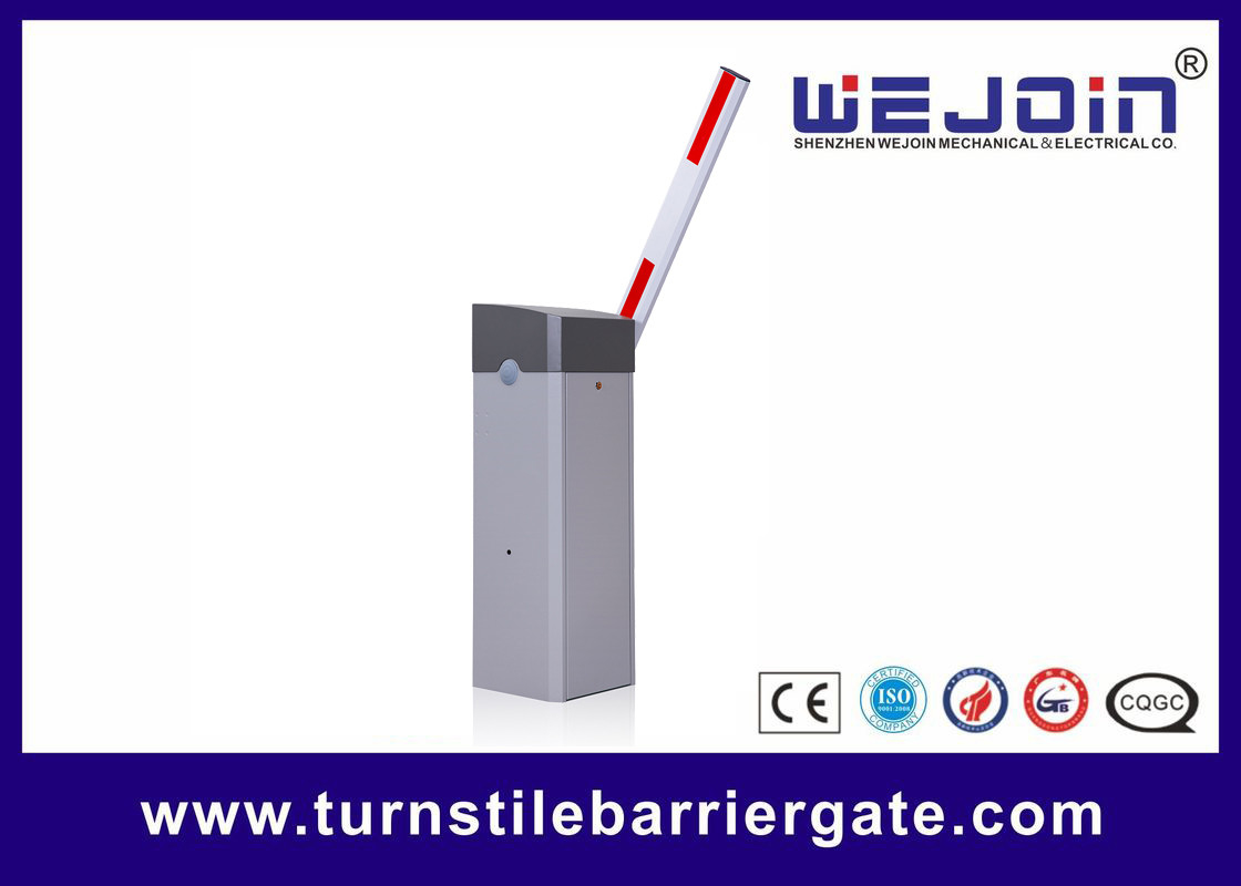10 Million MTBF Parking Barrier Gate High Torque Density With Counting Function